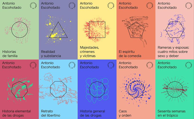 Antonio Escohotado – Pack 10 Obras + Audiolibro